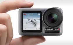 DJI công bố action-cam đầu tay mang tên Osmo Action: Đã đến lúc GoPro phải run sợ?