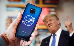 Tổng thống Donald Trump chuẩn bị ký sắc lệnh cấm toàn bộ thiết bị Huawei tại Mỹ