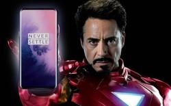 """OnePlus thuê """"Iron Man"""" Robert Downey Jr. quảng cáo cho OnePlus 7 Pro"""