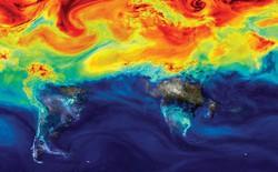 Chưa bao giờ trong lịch sử tiến hóa của loài người, khí CO2 trong khí quyển lại nhiều đến vậy
