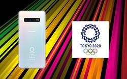 Samsung ra mắt Galaxy S10+ phiên bản Olympic: Giới hạn 1000 chiếc, giá 23.3 triệu đồng