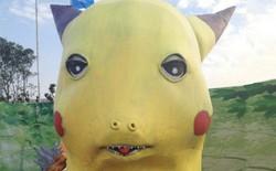 Những phiên bản Pikachu đến từ Trung Quốc này sẽ ám ảnh giấc mơ của bạn mỗi đêm