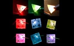 Bóng LED mới tự thay đổi màu sắc, giúp độ phân giải màn hình tăng gấp 3 lần nhưng lại có giá rẻ hơn