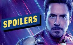 Robert Downey Jr. đã spoil cực mạnh 2 tuần trước khi Endgame ra mắt nhưng dân tình chẳng hiểu mô tê gì