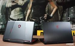 Ảnh thực tế laptop GL63/73 và GF63/75 của MSI: một hầm hố, một cơ động, trang bị Intel Core i thế hệ 9, card đồ họa lên đến RTX 2060