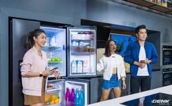 """Đi chơi Samsung Showcase bắt gặp tủ lạnh thế hệ 2019 hoàn toàn mới, cực """"xịn sò"""""""