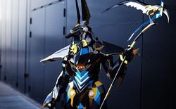 Với 1000 giờ làm việc, nữ designer tạo ra bộ giáp Anubis siêu đỉnh nhìn vào cứ ngỡ CGI