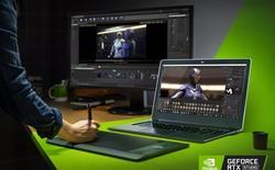 [Computex 2019] Nvidia công bố dòng laptop mới mang tên Studio để đối đầu trực tiếp với MacBook Pro