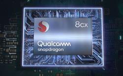 Bộ vi xử lý máy tính Qualcomm 8cx mạnh hơn cả Intel i5 8250U, thời lượng pin cao gấp đôi, có hỗ trợ 5G