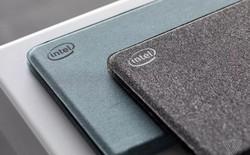 Twin River: Nguyên mẫu chiếc laptop 2 màn hình với vỏ ngoài bằng vải của Intel