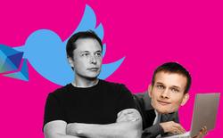 Elon Musk lại gây sự trên mạng, lần này troll Ethereum và đồng sáng lập Vitalik Buterin