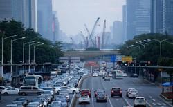 Ở Trung Quốc, đi bộ sai luật cũng sẽ bị trí tuệ nhân tạo phát hiện và xử phạt
