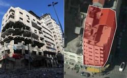 Israel thực hiện không kích cả một tòa nhà để tiêu diệt tổ chức hacker