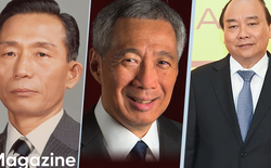"""Những lãnh đạo châu Á đánh dấu hành trình cải cách công nghệ, với khát vọng đưa quốc gia """"hóa hổ, hóa rồng"""""""