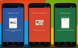 Microsoft ngừng hỗ trợ các ứng dụng Office cho thiết bị Android cũ