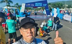 Trải nghiệm và đánh giá Galaxy Fit sau 21km chạy marathon
