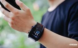 Trên tay Nubia Alpha tại VN: Chiếc smartwatch lai smartphone như trong phim viễn tưởng, giá 10.5 triệu đồng
