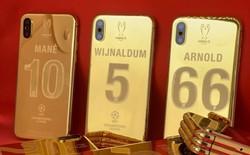 Vô địch C1, 27 cầu thủ Liverpool cùng HLV Jurgen Klopp được tặng mỗi người 1 chiếc iPhone X mạ vàng 24K