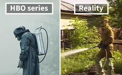 Muốn biết Chernobyl của HBO có sát với thực tế hay không, cứ xem loạt ảnh so sánh này là rõ
