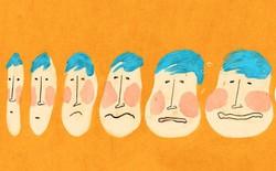 Khuôn mặt sẽ thay đổi như thế nào khi chúng ta già đi?
