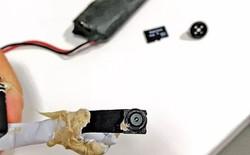 Phát hiện camera quay lén giấu trong phòng thử đồ của Uniqlo Trung Quốc