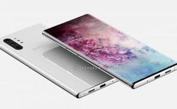 Rò rỉ thông tin Galaxy Note 10 ra mắt ngày 7/8 tới
