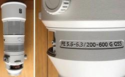 Cầm đèn chạy trước ô tô: Một người Nhật đem bán ống kính Sony khi nó còn chưa được công bố