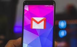 Ứng dụng Gmail trên Android được cập nhật giao diện Dark Mode
