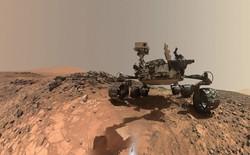 Dấu vết sự sống trên Sao Hỏa: Tàu thăm dò Curiosity vừa phát hiện ra một lượng lớn khí methane