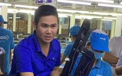 """Asanzo nói gì trước cáo buộc """"Cạo tem Trung Quốc, dán tem Việt Nam""""?"""