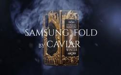 Đây là Galaxy Fold phiên bản Game of Thrones cực chất và chát: Đắt gấp 4 lần bản thường