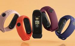 Xiaomi Mi Smart Band 4 đạt doanh số khủng, xuất xưởng hơn 1 triệu chiếc chỉ trong 8 ngày