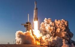 SpaceX phóng thành công tên lửa Falcon Heavy thứ 3, nhưng vẫn thất bại khi thu hồi lõi trung tâm