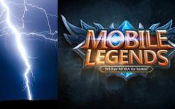 Ra gốc cây chơi Mobile Legends trong trời mưa bão, hai thanh niên Philippines bị sét đánh chết