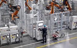 Dự báo đến năm 2030, robot sẽ thay thế 20 triệu lao động trong các nhà máy