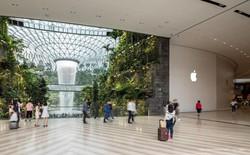 Apple mở cửa hàng ngay trong sân bay Changi (Singapore): Tin vui cho dân buôn iPhone Việt Nam
