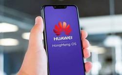 Sếp Huawei: Website về hệ điều hành HongMeng OS là giả mạo