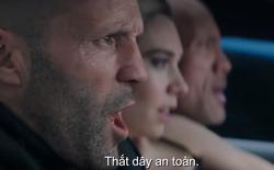 """""""Fast & Furious: Hobbs & Shaw"""" tung trailer cuối cùng: Hành động mãn nhãn, hứa hẹn độ giải trí cực cao"""
