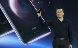 Chủ tịch Honor nói nguyên mẫu smartphone có camera dưới màn hình của họ bị lỗi