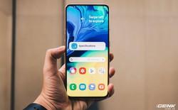 Samsung Galaxy A80 chính thức ra mắt tại Việt Nam: Camera trượt xoay 180 độ, màn hình không cạnh, chip Snapdragon 730G, giá bán 15 triệu đồng