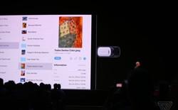 Với iPadOS, từ nay người dùng có thể cắm trực tiếp USB hoặc thẻ nhớ vào iPad