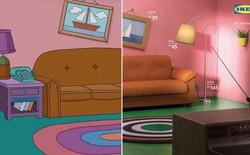 IKEA mang những căn phòng trong The Simpsons, Friends và Stranger Things ra đời thật trong chiến dịch quảng cáo độc đáo