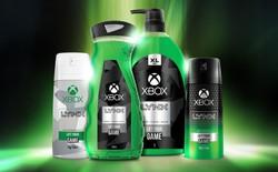 Microsoft ra mắt dòng sản phẩm sữa tắm, dầu gội và xịt khử mùi Xbox