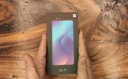 Chưa ra mắt, Xiaomi Mi 9T đã có video bóc hộp lộ đầy đủ thiết kế và cấu hình