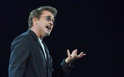 Tài tử thủ vai Iron Man - Robert Downey Jr. muốn làm sạch Trái đất bằng công nghệ nano