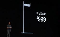 Chân đế màn hình giá 1.000 USD thực ra không phải là một phụ kiện xa xỉ, tất cả chúng ta đã hiểu lầm Apple