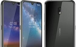 Nokia 2.2 với màn hình giọt nước, camera đơn phía sau lộ thiết kế trước giờ ra mắt