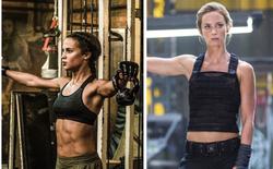 """Các đả nữ Hollywood đã phải tập luyện vất vả thế nào để trở thành các """"chị đại"""" màn ảnh?"""
