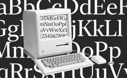 Apple vừa phát hành miễn phí một phông chữ đã thất lạc từ lâu trên chiếc máy Mac đời đầu