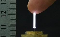 """Các nhà khoa học đang nghiên cứu kiếm ánh sáng - """"lightsaber"""" tí hon mà con người có thể chạm vào, dùng trong lĩnh vực y tế"""